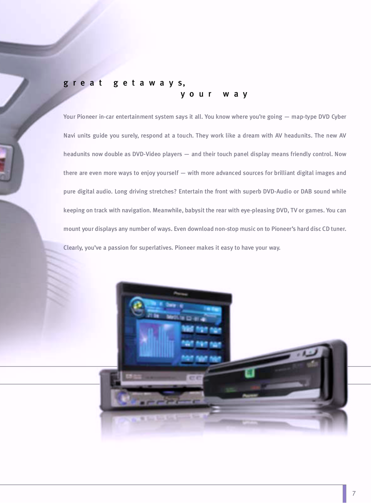 pdf manual for pioneer car video avd w6210 rh umlib com