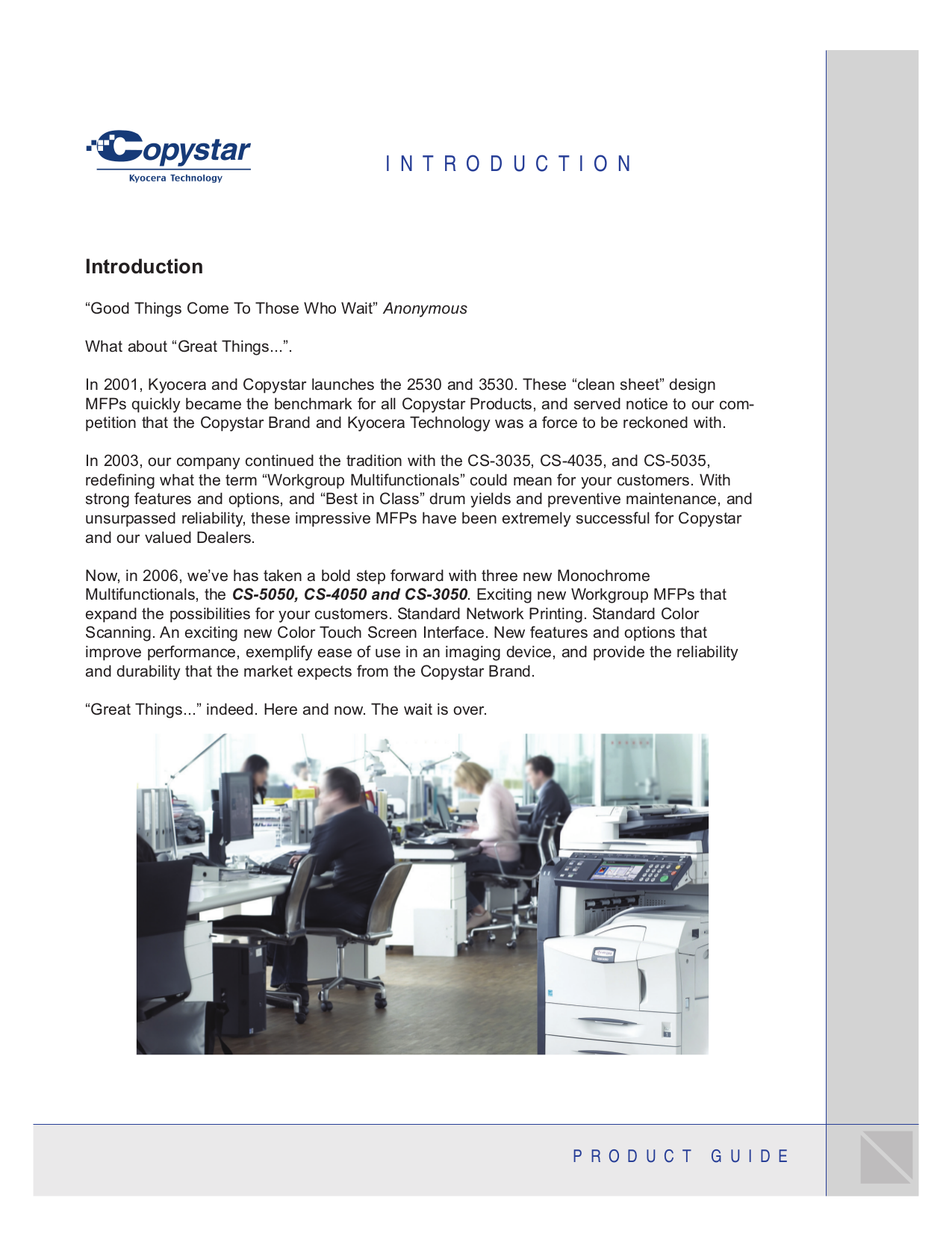 PDF manual for Kyocera Multifunction Printer KM-2530