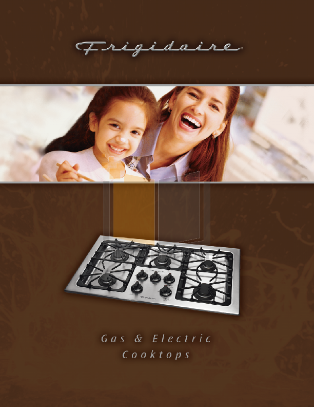 pdf for Frigidaire Range FEC30S7ES manual