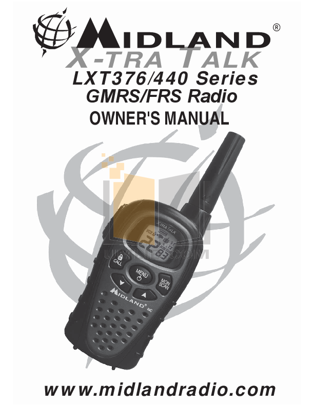 pdf for Clarity Telephone C440 manual