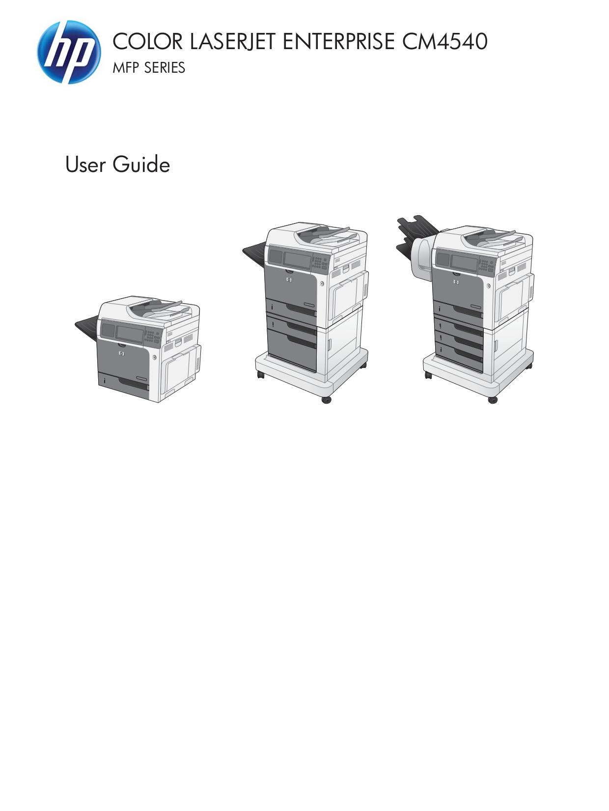 pdf for HP Printer Laserjet,Color Laserjet 5m manual