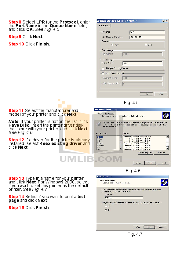 Airlink Other APSUSB1 Servers pdf page preview