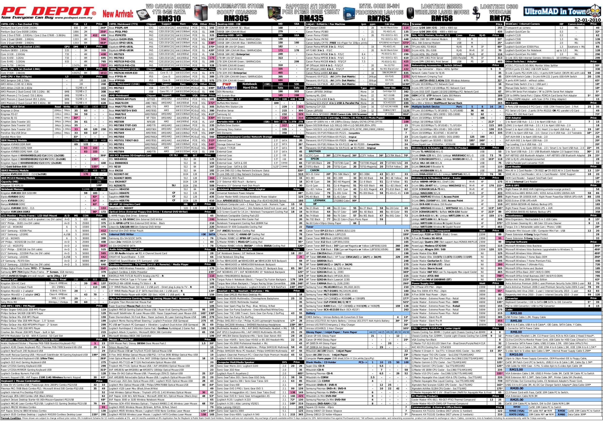 pdf for LG Monitor W2253TQ manual