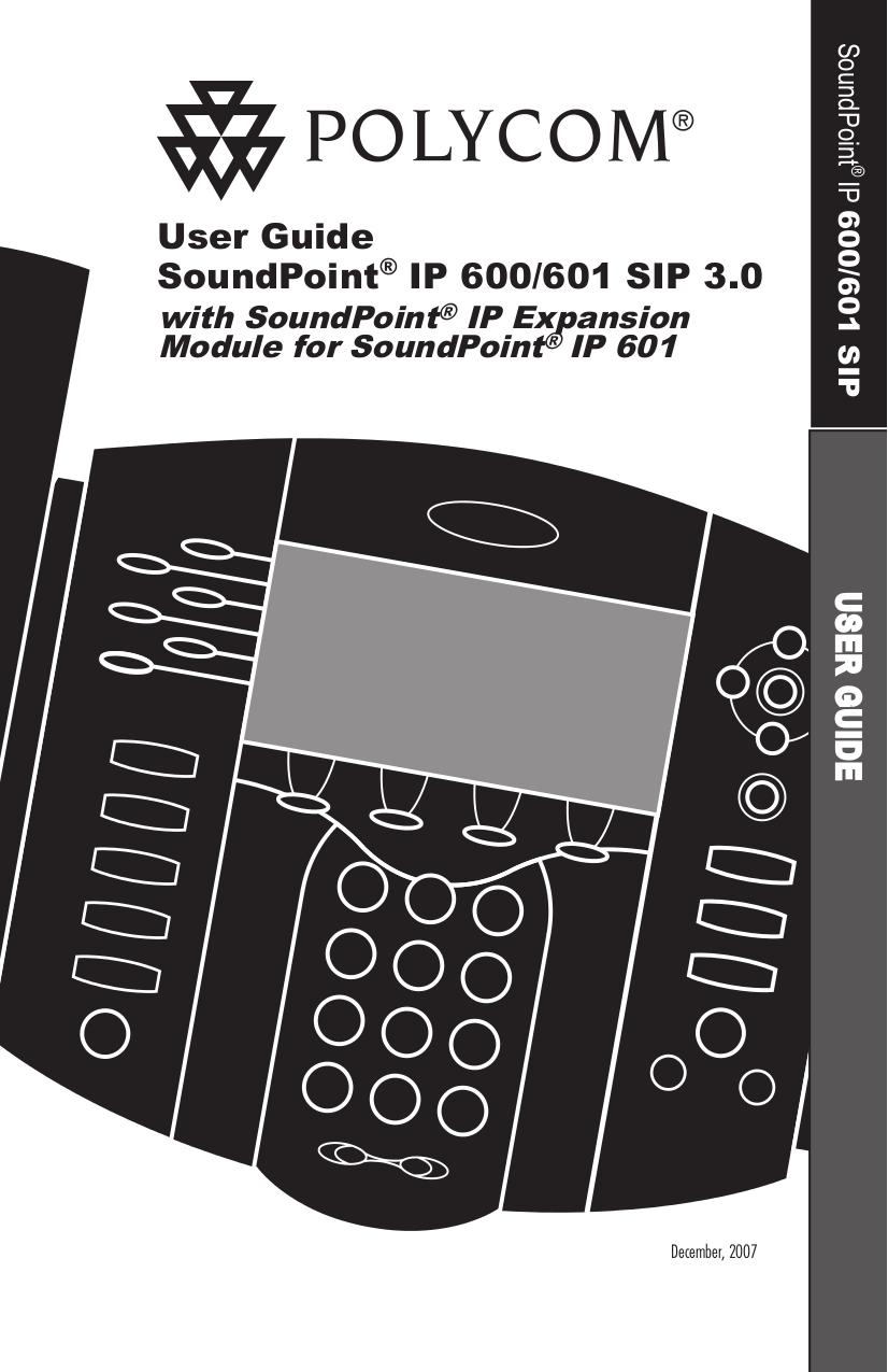download free pdf for polycom soundpoint ip 601 telephone manual rh umlib com