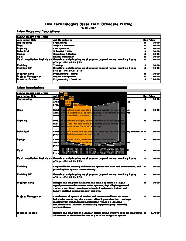 pdf for Eaw Speaker System MK5166 manual