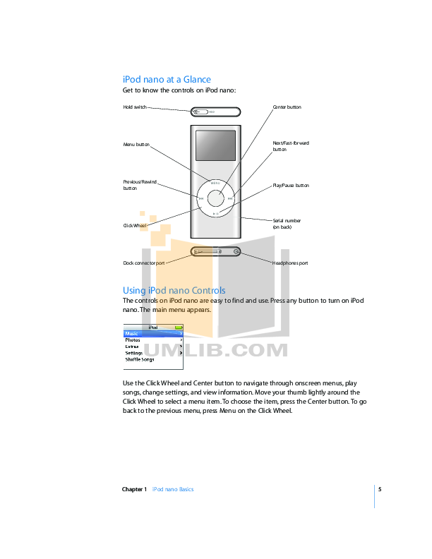 pdf manual for apple mp3 player ipod ipod nano third gen 8gb rh umlib com ipod nano 6th generation features guide ipod nano 3rd generation features guide