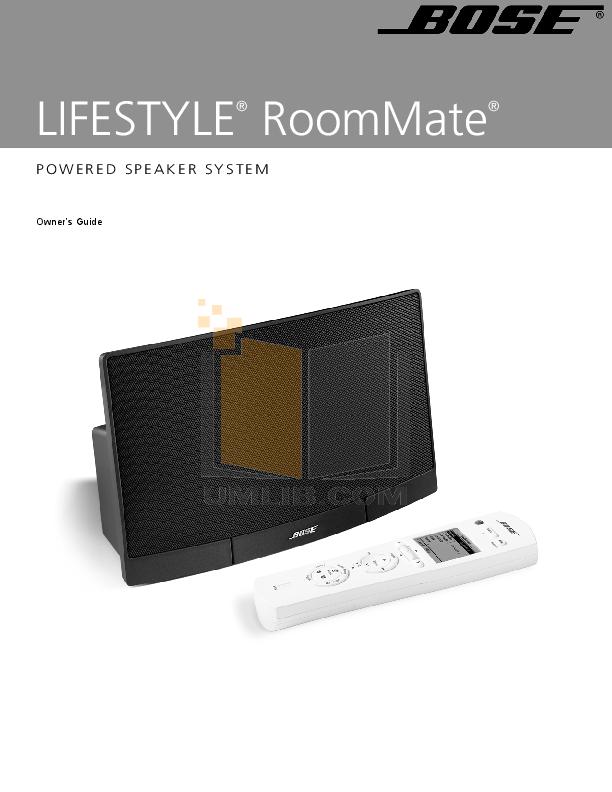 Bose Lifestyle 30 Series Ii Music Center Morrnofe Mp3