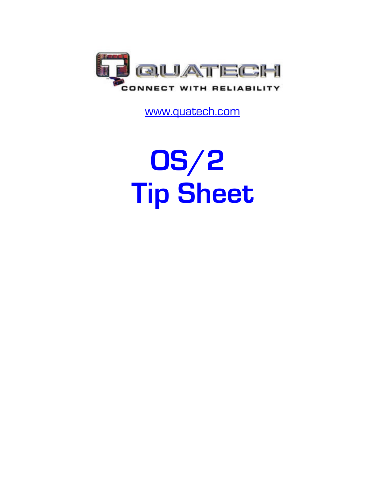 pdf for Quatech Other QSP-100 PCMCIA Cards manual