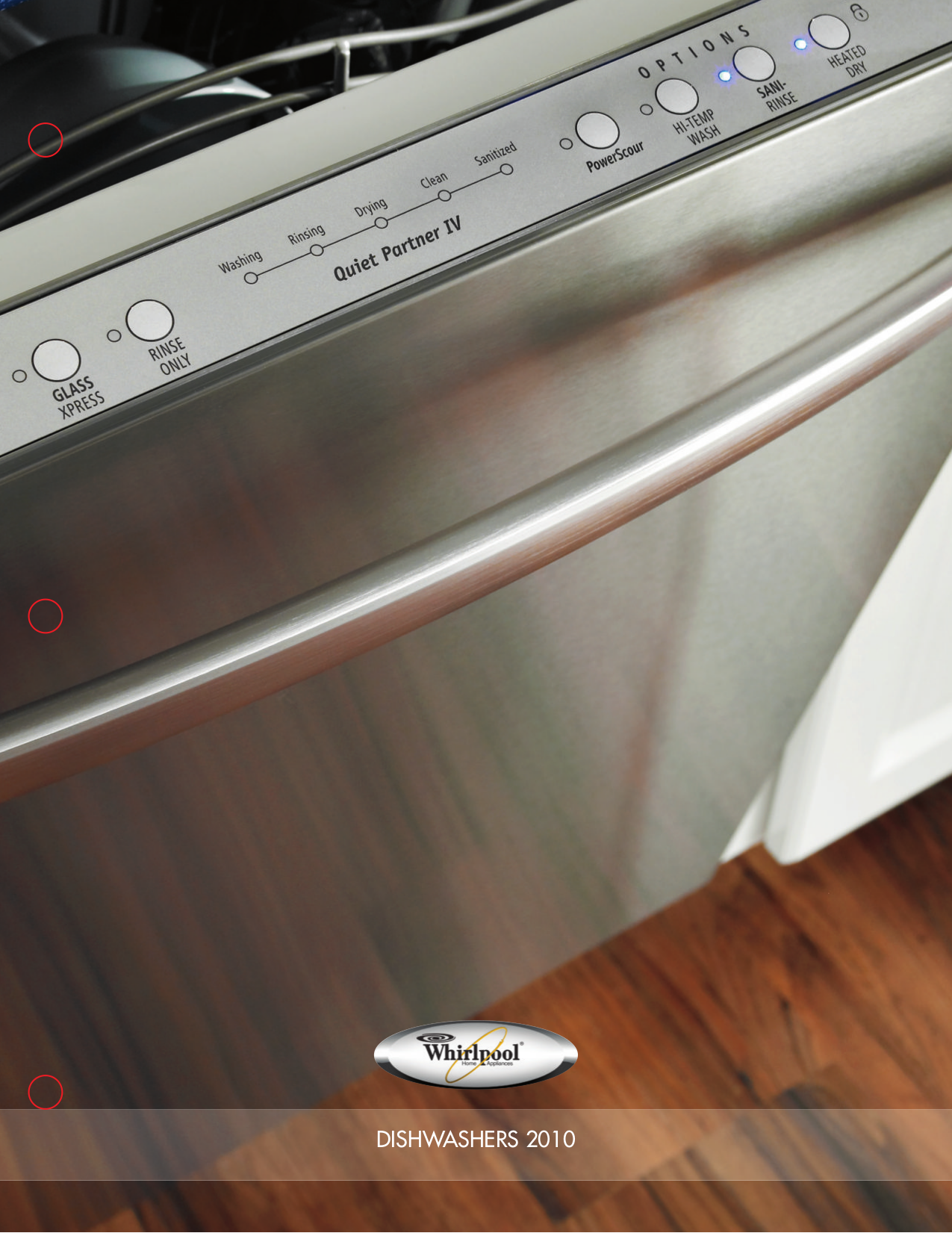 pdf for Whirlpool Dishwasher DU1030XTXS manual