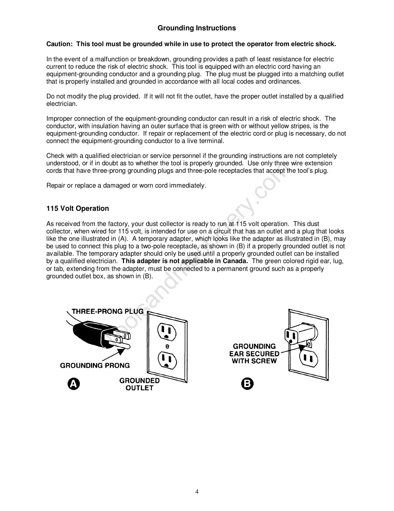 ... Jet Vacuum DC-650TS pdf page preview ...