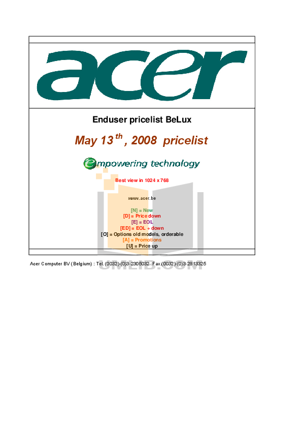 pdf for Acer Desktop Veriton M410 manual