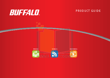 pdf for Buffalo Storage HD-HS1.5TQ manual