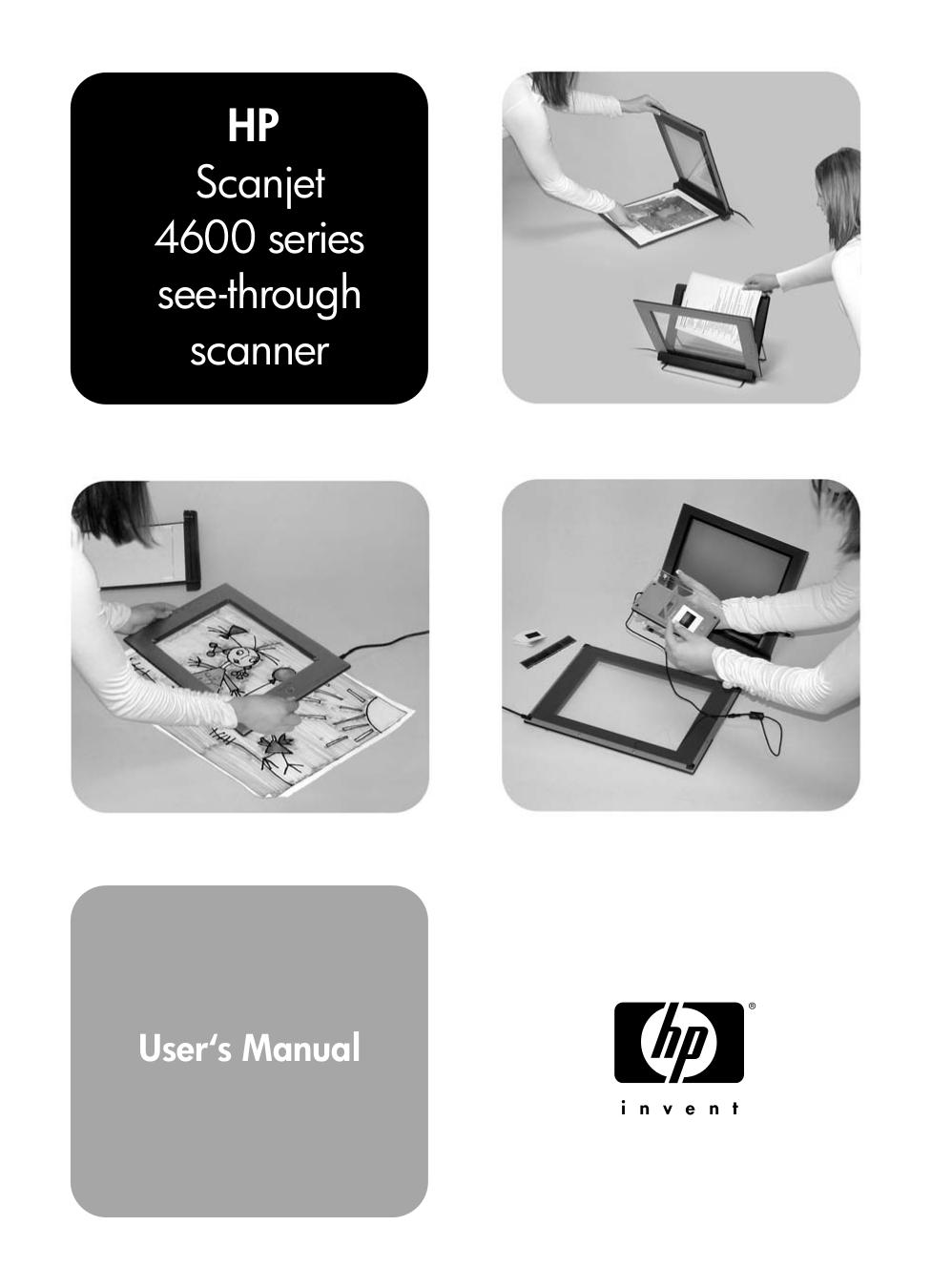 Hp (hewlett packard) scanjet 4600 (4000) drivers download update.