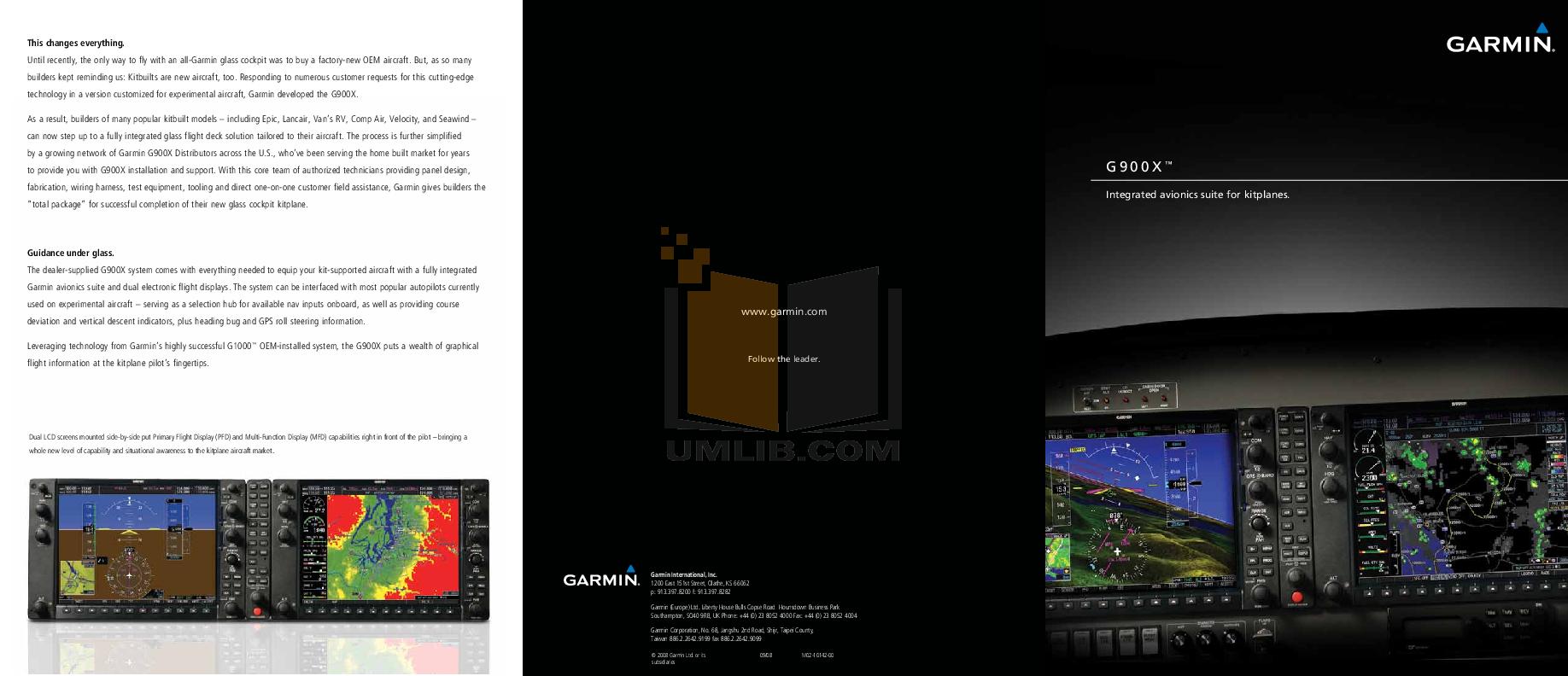 Download Free Pdf For Garmin G900x Gps Manual Wiring Harness