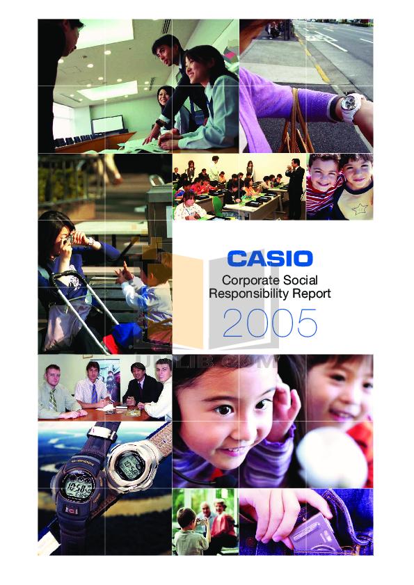 pdf for Casio PDA Cassiopeia MPC-501 manual