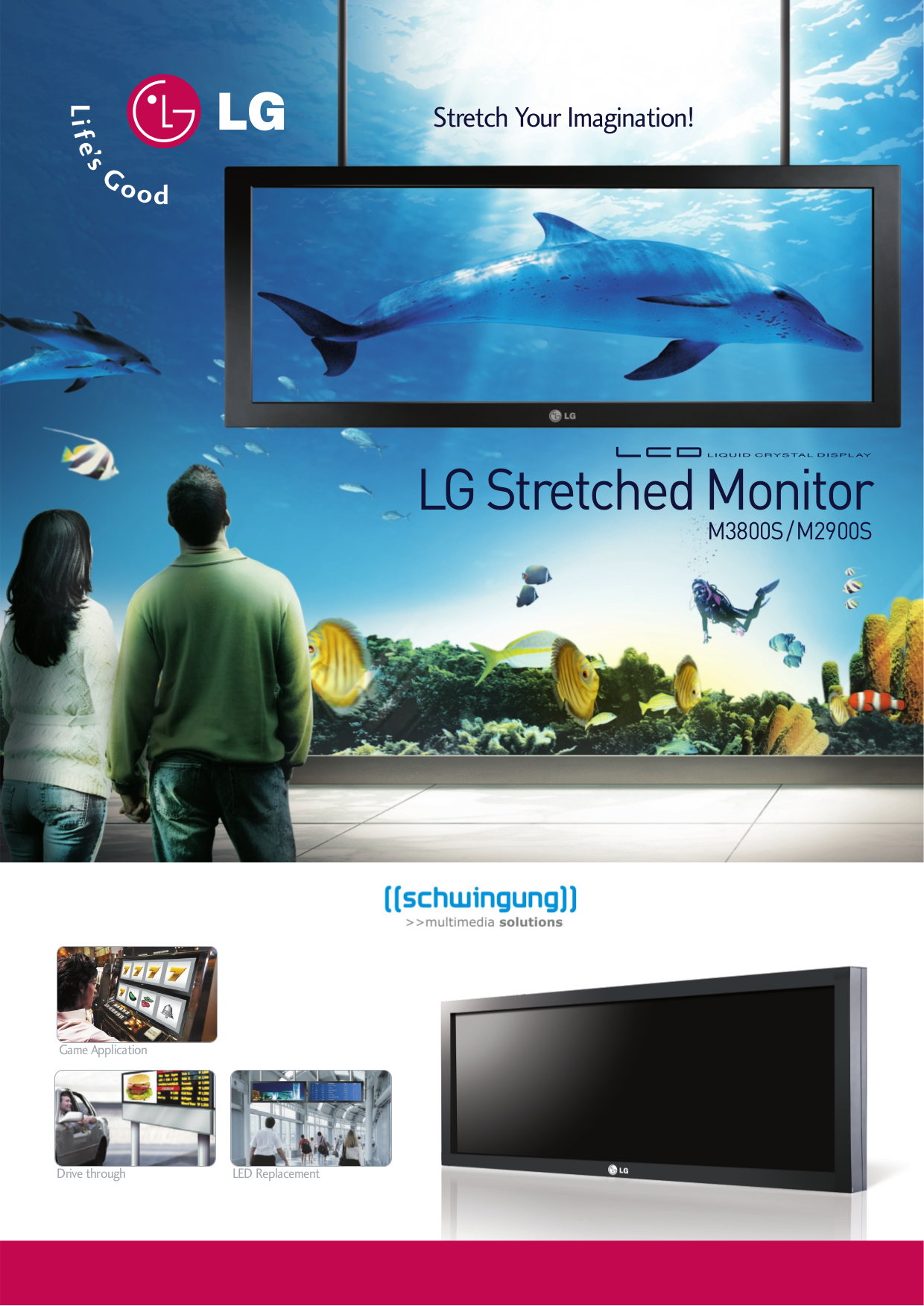 pdf for LG Monitor M2900S manual