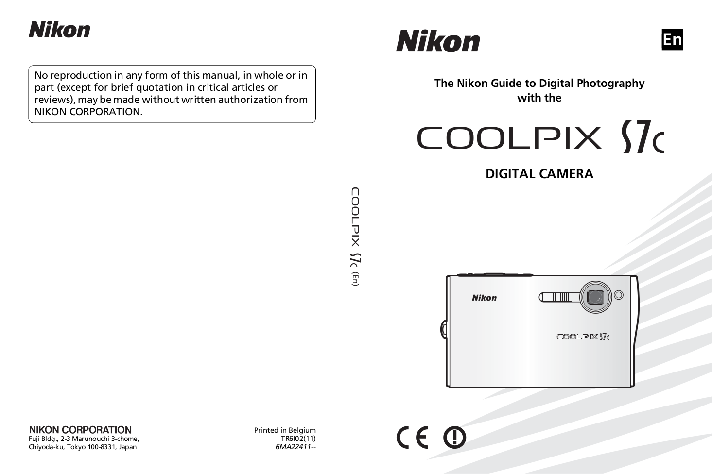 pdf for Nikon Other MH-62 Camera Battery Charger manual