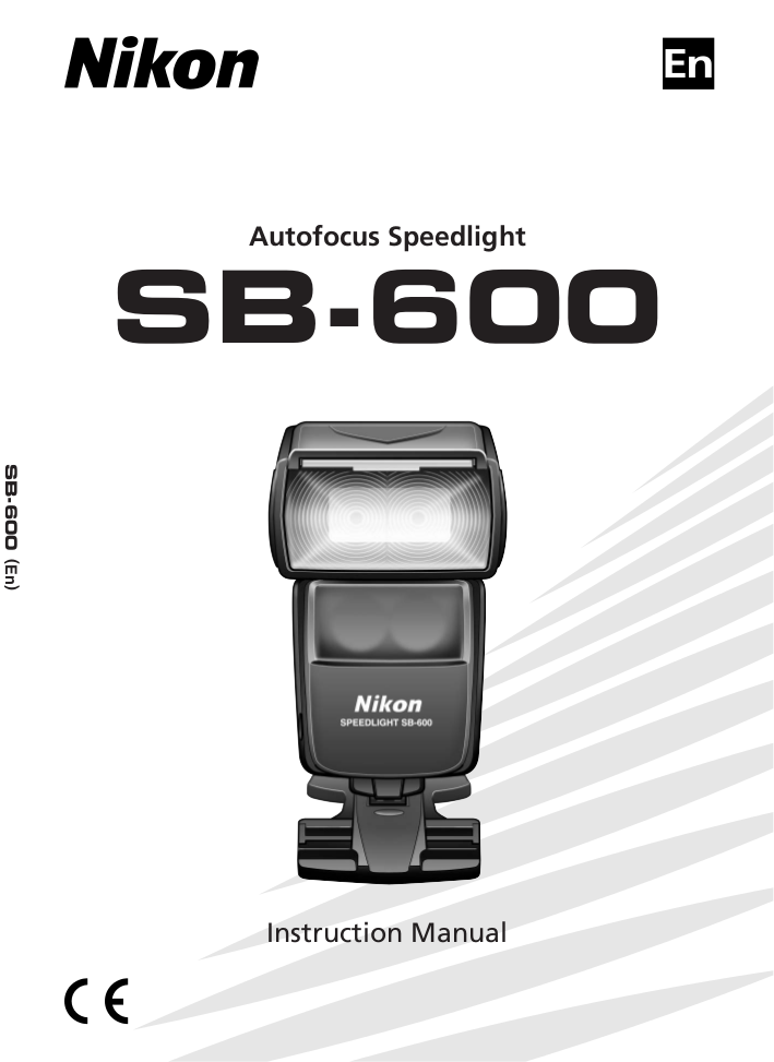 pdf for Nikon Other SB-25 Camera Speedlights manual
