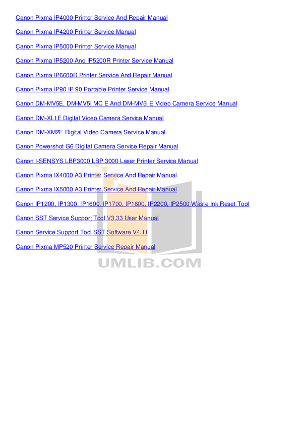 pdf manual for canon printer pixma ip3000 rh umlib com