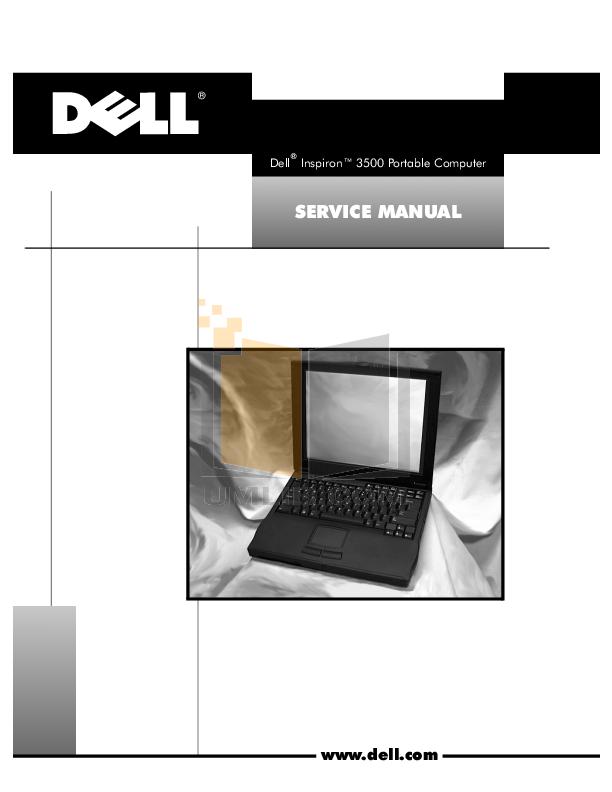 dell latitude cpx manual pdf