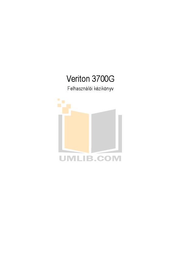 pdf for Acer Desktop Veriton 3700G manual