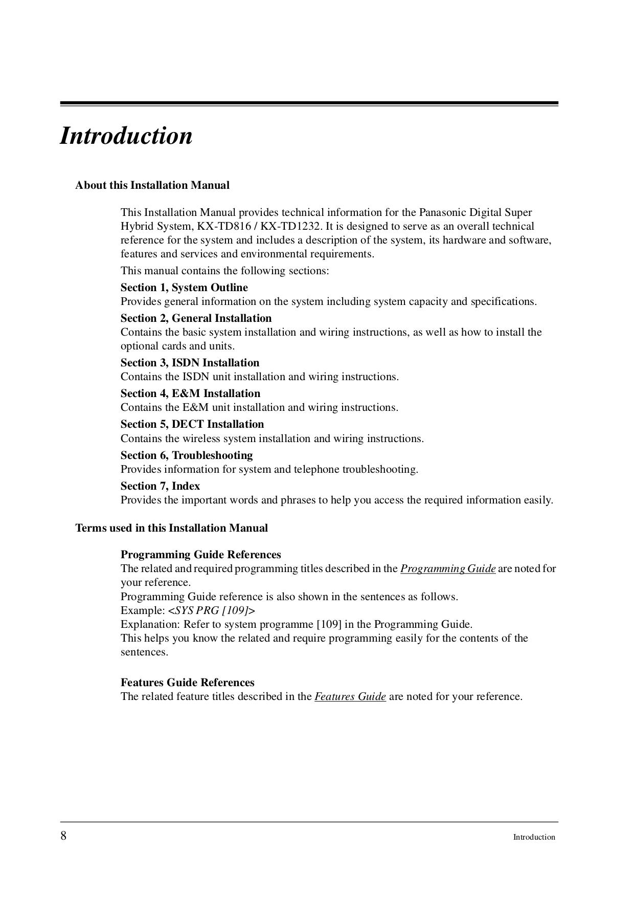 PDF manual for Panasonic Fax Machine KX-F320