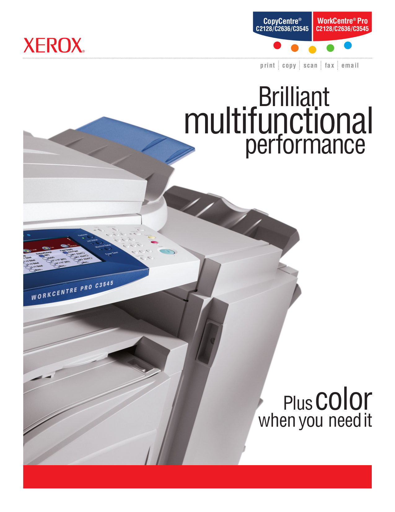 download free pdf for xerox workcentre pro c2128 multifunction rh umlib com Xerox WorkCentre 7535 Xerox Services