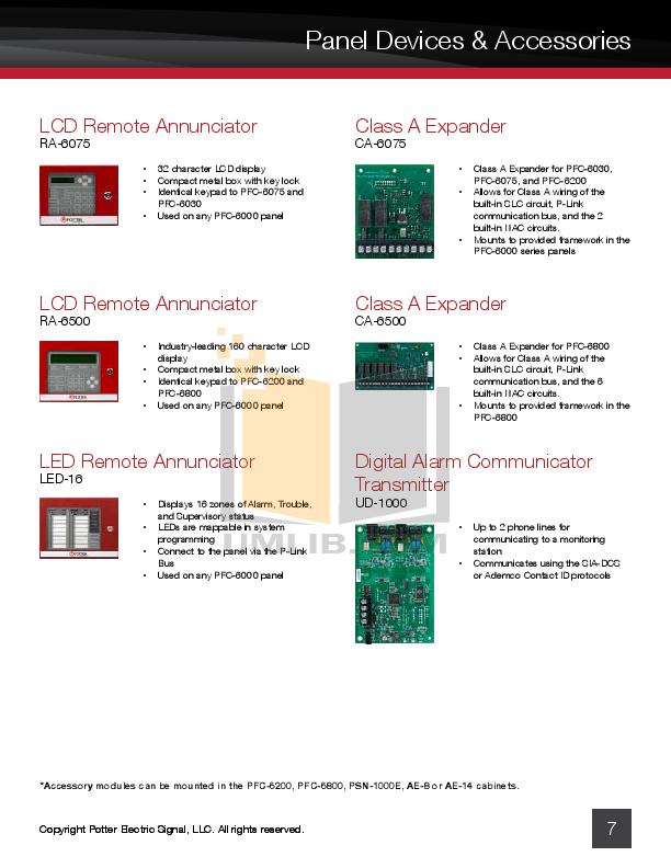 PDF manual for Detecto Printer P185