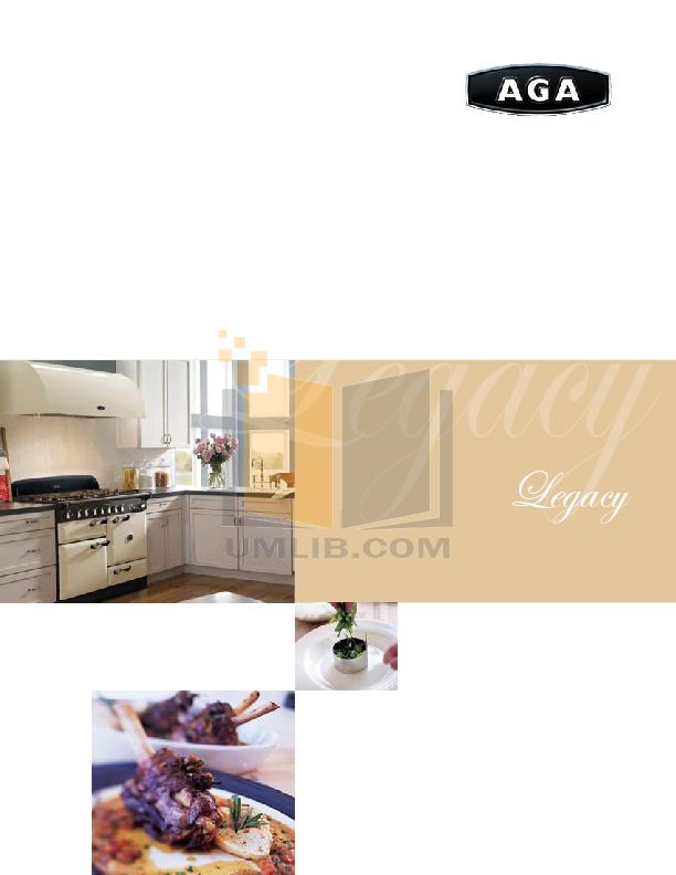 pdf for AGA Dishwasher ADW-24 manual