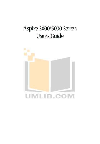 pdf for Acer Desktop AcerPower Sc manual