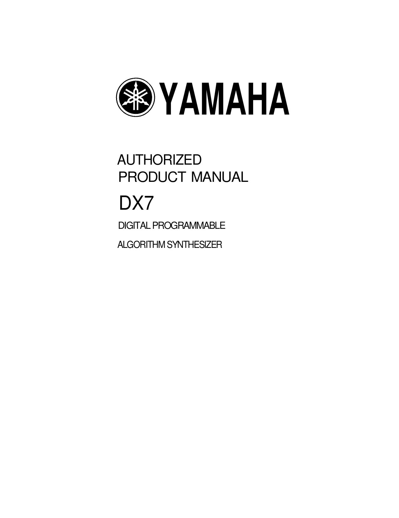 pdf for Yamaha Music Keyboard E-75 manual
