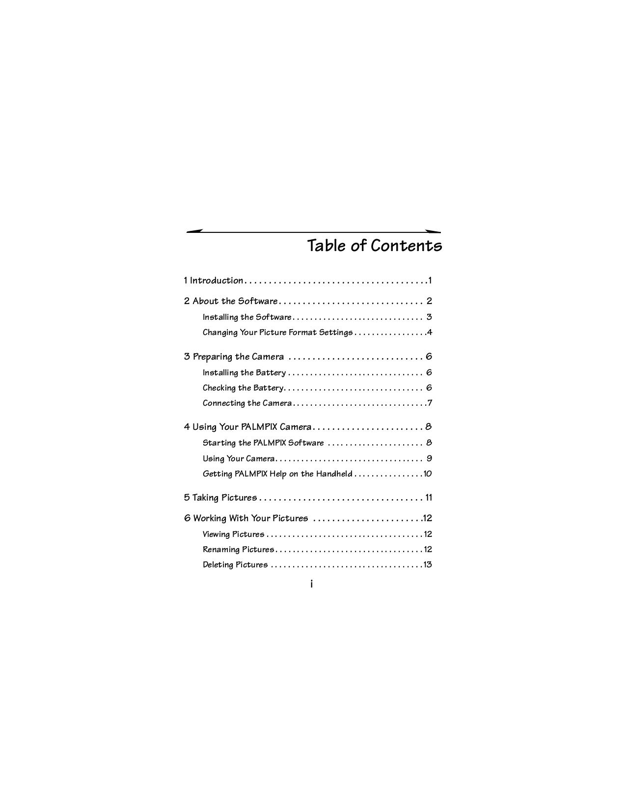 pdf for Kodak Camcorders PalmPix m100 manual