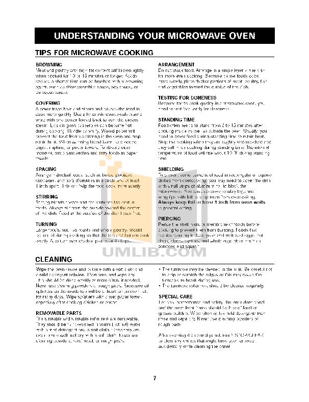Bosch Microwave HMV9306 pdf page preview