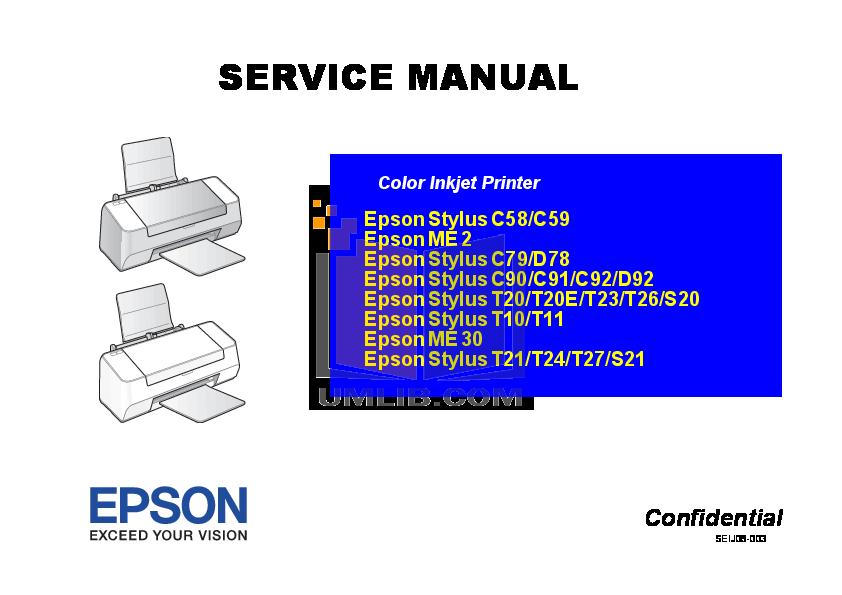 download free pdf for epson stylus c79 printer manual rh umlib com Install Epson Stylus CX7400 Epson CX7400 Troubleshooting
