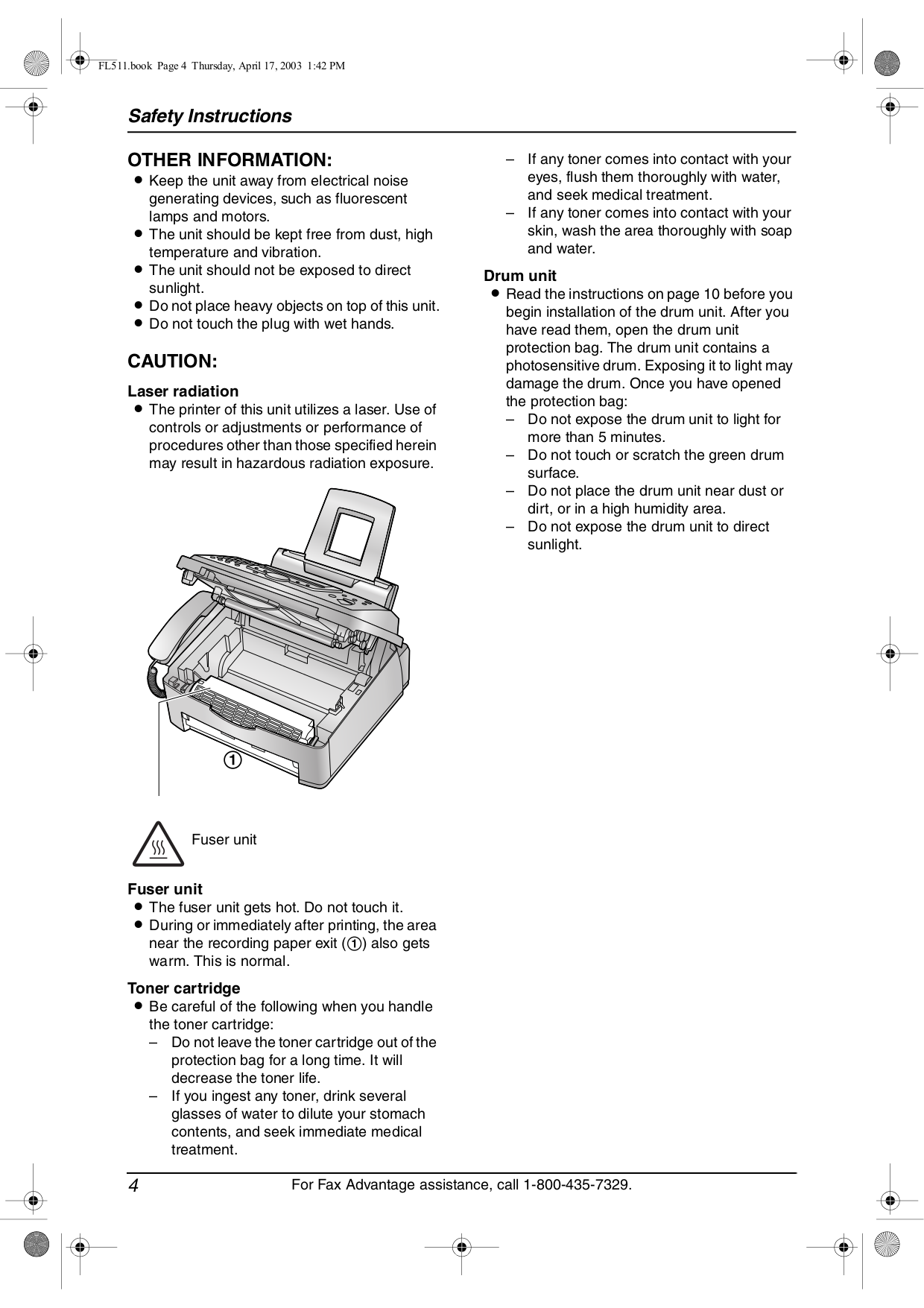 Panasonic kx f90b инструкция