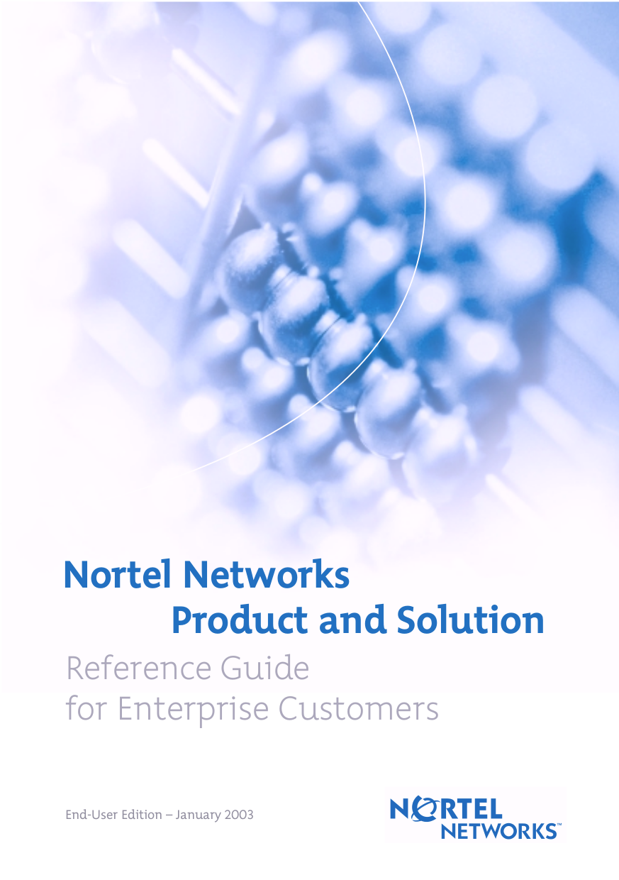 pdf for Nortel Router 5430 manual