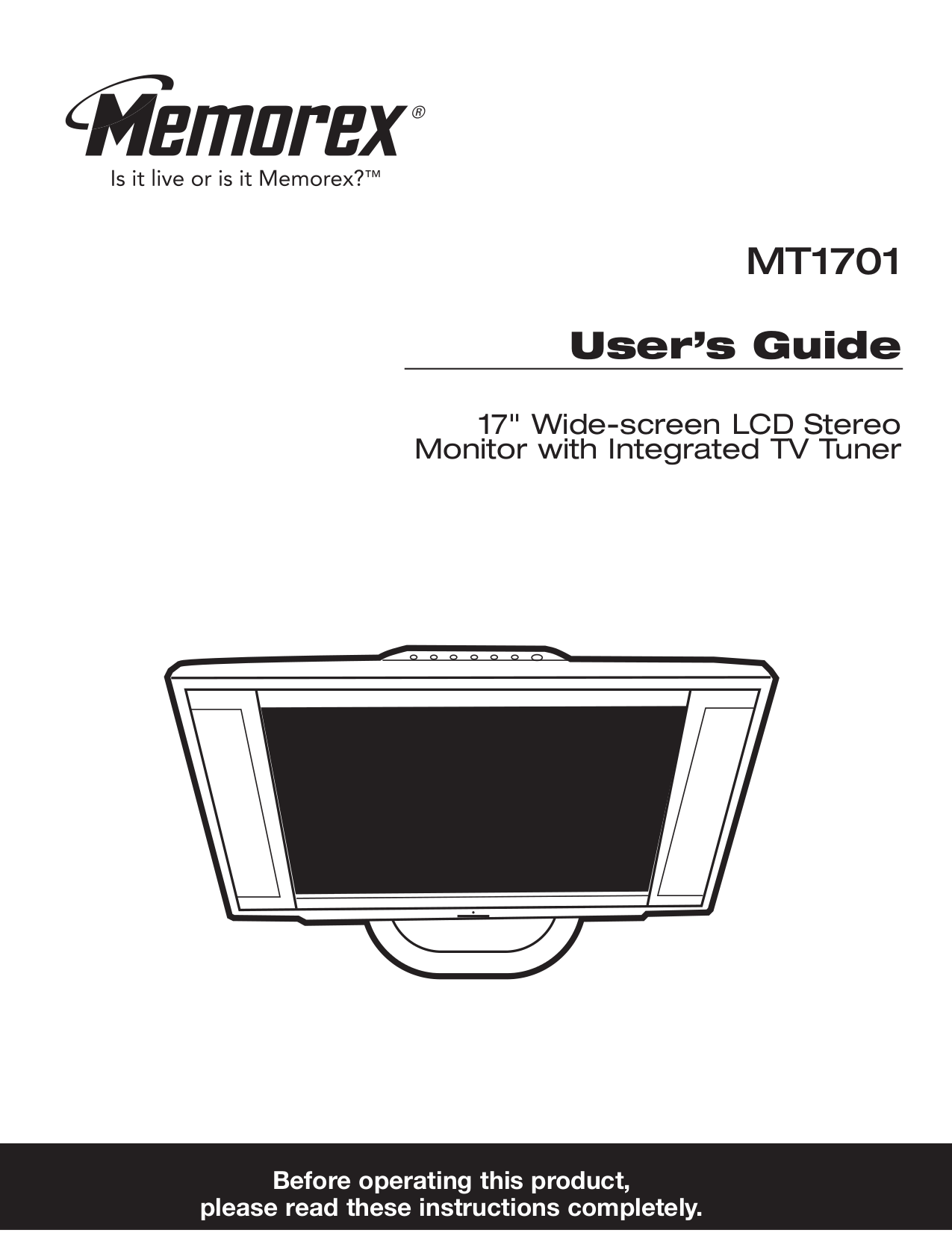 where can you download a memorex manual