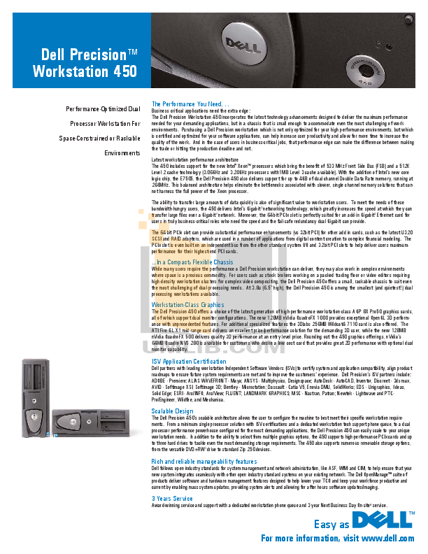 pdf for Dell Monitor UltraSharp 1800FP manual