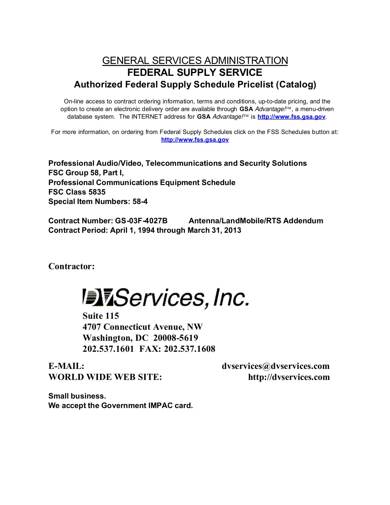 pdf for Telex Other DKP-8 IntercomSystem manual