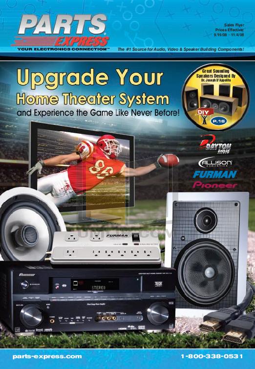 pdf for Audioplex Other MS-10 Speaker Selectors manual
