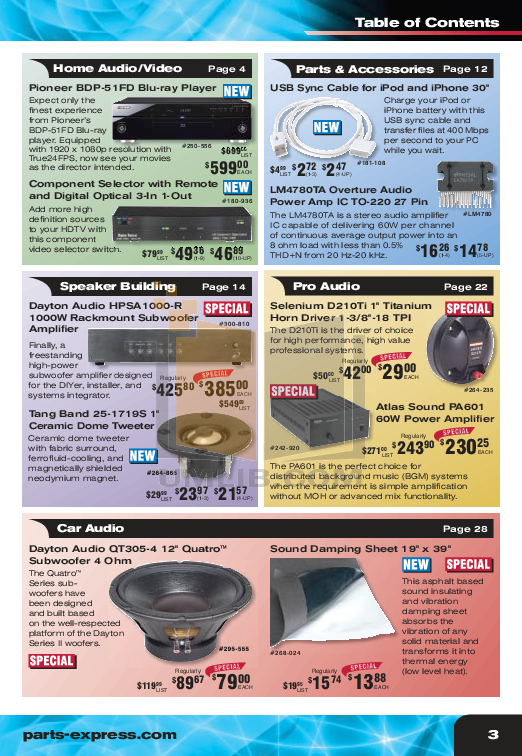 Audioplex Other MS-10 Speaker Selectors pdf page preview