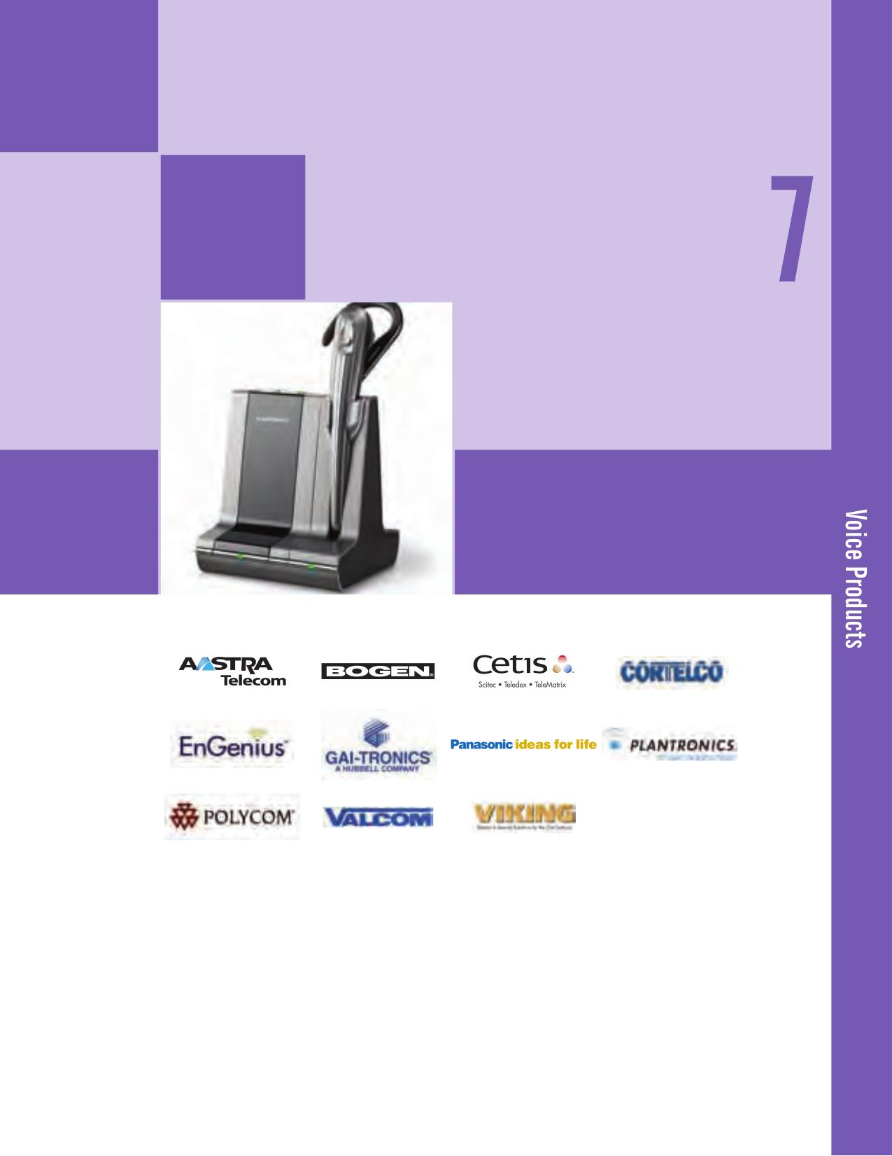 pdf for Valcom Amp V1094A manual