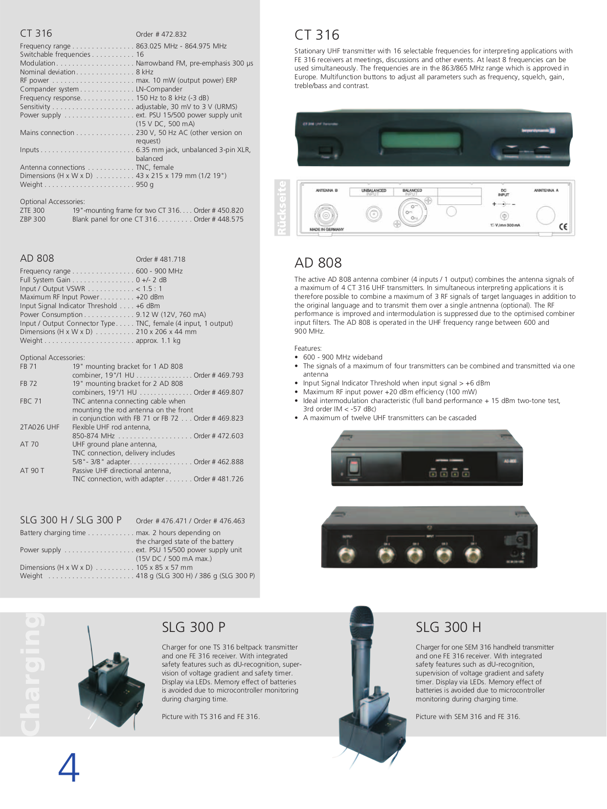 ... LG Receiver ST600 pdf page preview ...