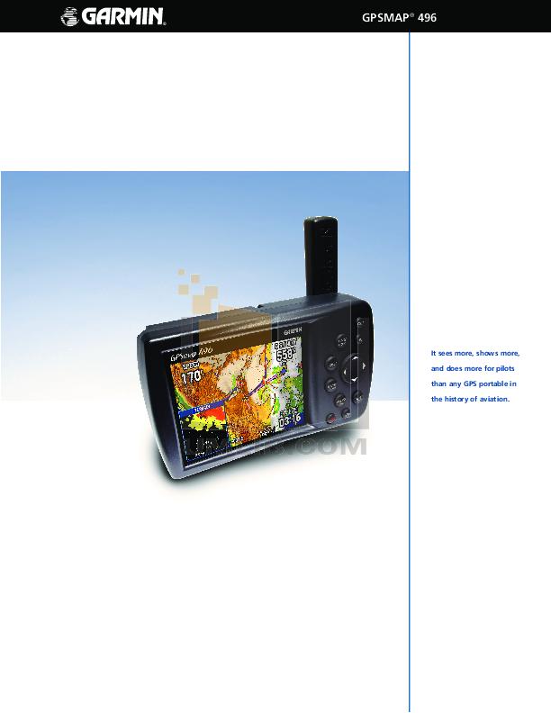 Garmin gpsmap 496 gps device download instruction manual pdf.