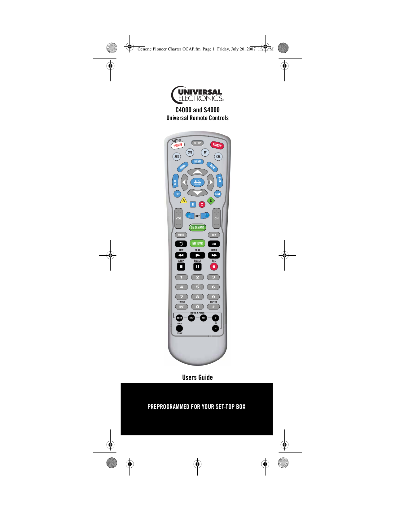 pdf manual for rca remote control rcu410 rh umlib com RCA Television Owner Manual rca remote rcu410wms manual