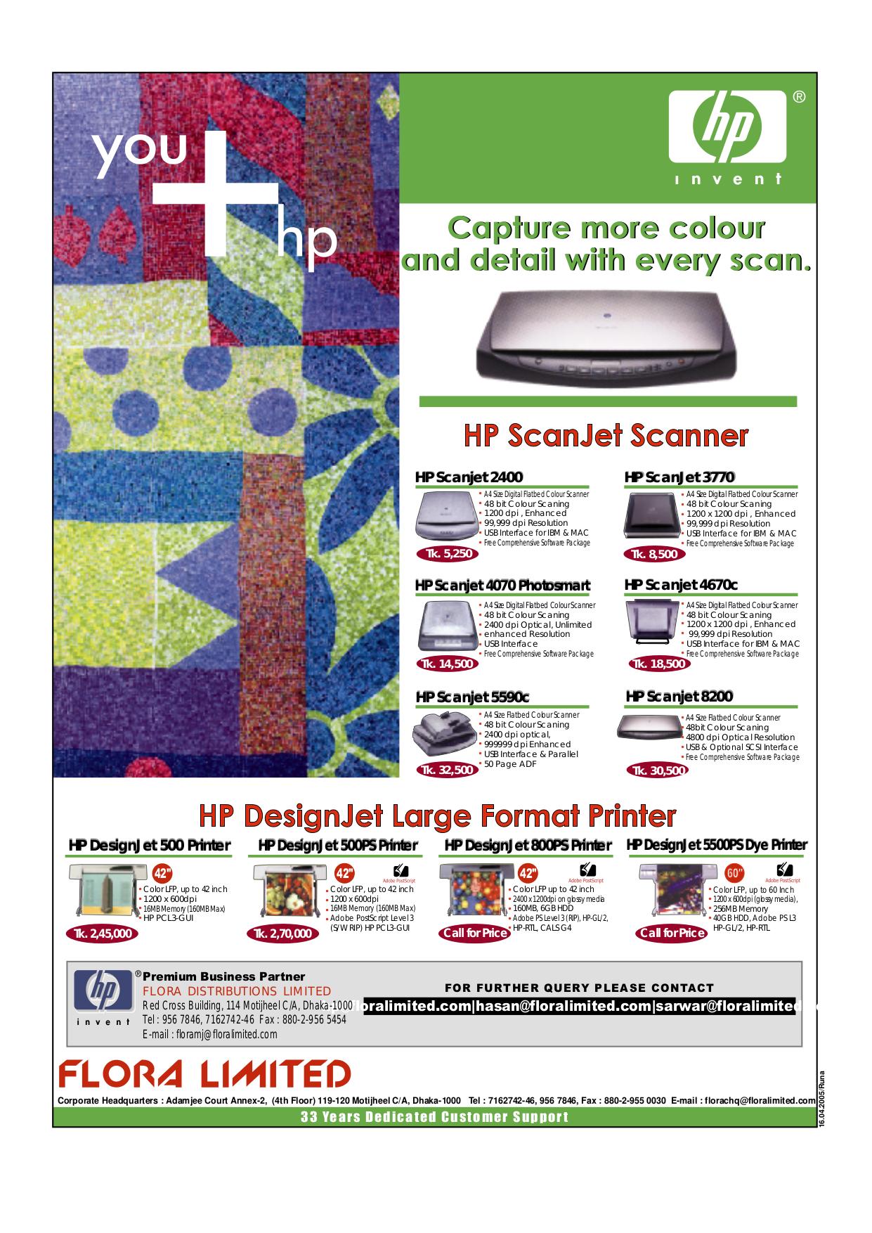 PDF manual for HP Printer Deskjet 6540