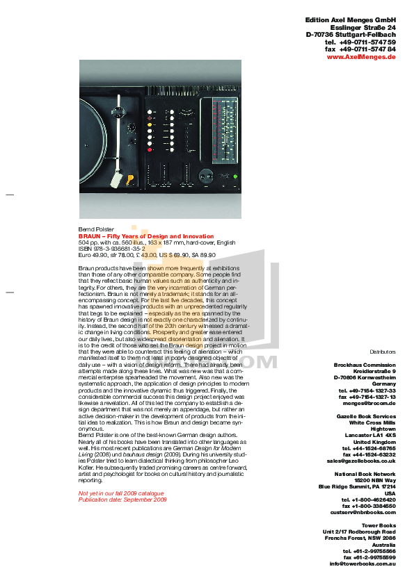 pdf for Braun Other Series 3 370 Shavers manual