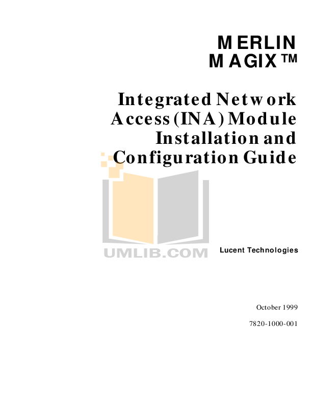 pdf for Avaya Telephone MLX10 manual