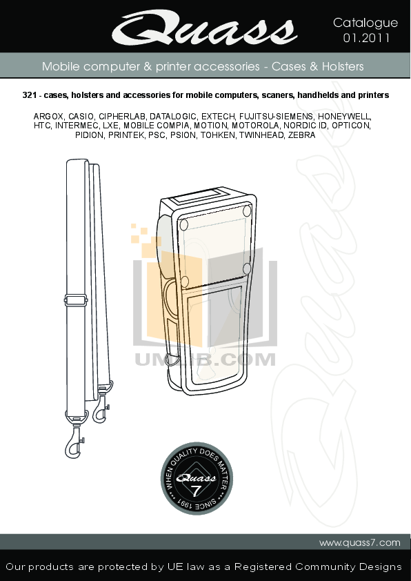 pdf for Argox PDA PT-12 manual