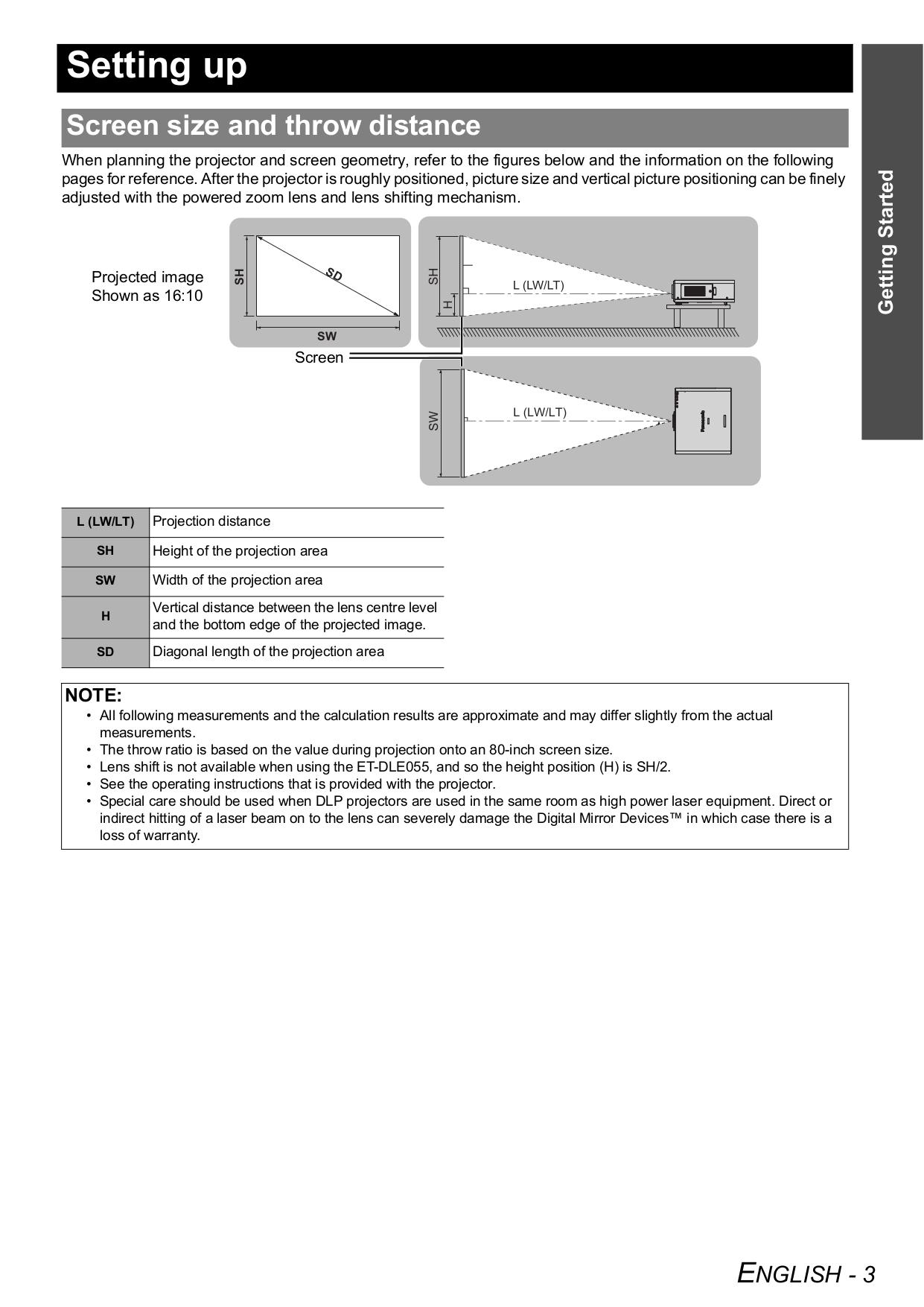 pdf manual for panasonic projector pt dz6700u rh umlib com